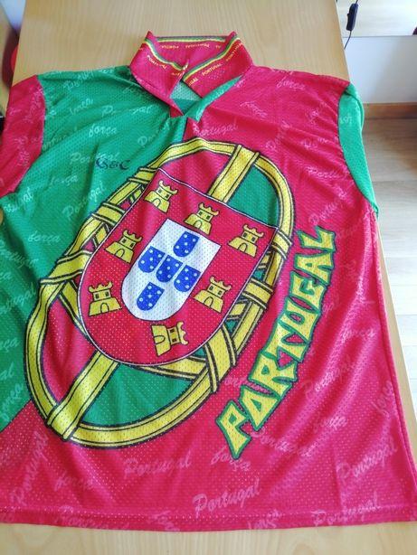 Camisola antiga da seleção portuguesa