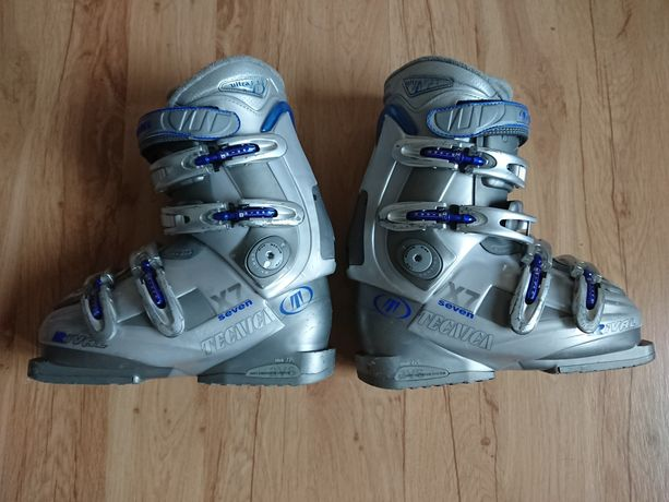 Buty narciarskie TECNICA X7 RIVAL wkładka 22.5-23.0cm funkcja Ski-Walk
