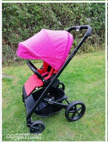 Spacerówka wózek cybex balios s Pink passion
