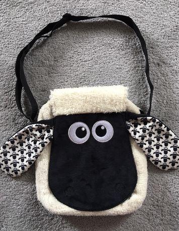 Torba,torebka na ramię NICI,oryginalna,baranek Shaun,dla dzieci