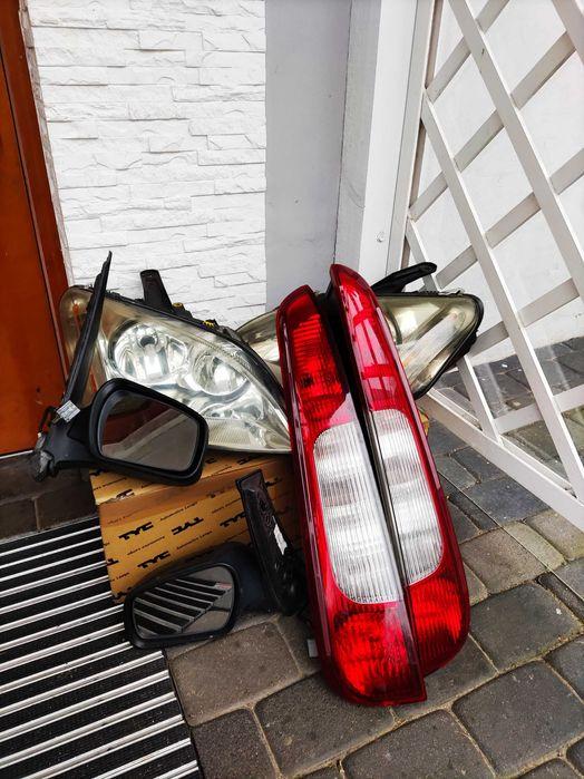 Zestaw lamp i lusterek Ford Focus C-Max 2004 Golub-Dobrzyń - image 1