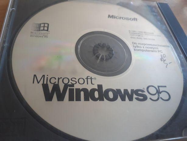 windows 95 płyta