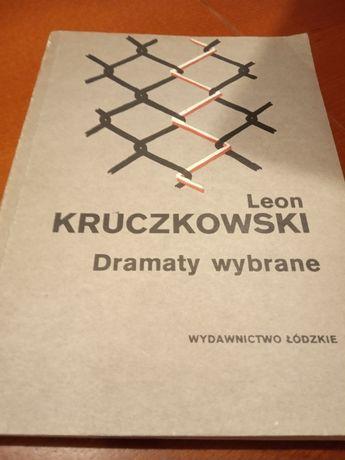Leon Kruczkowski Dramaty wybrane