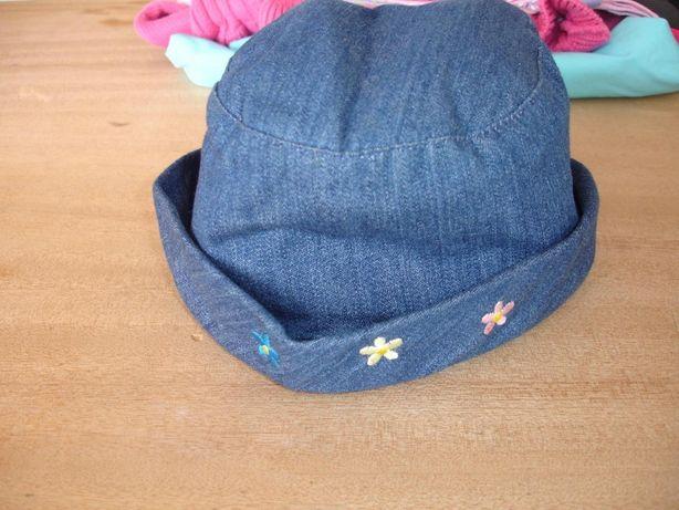 chapéu de menina 2 anos