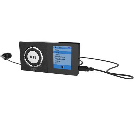 Odtwarzacz MP4 MP3 Bush KW-MP04C Kamera Czarny