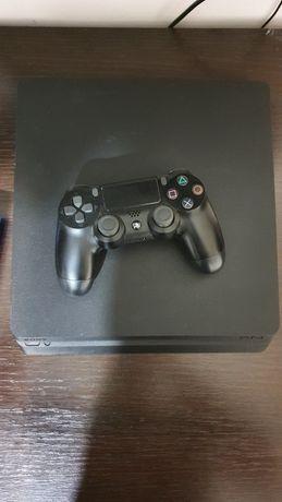 PlayStation 4 Slim 500gb ps4 plus gry