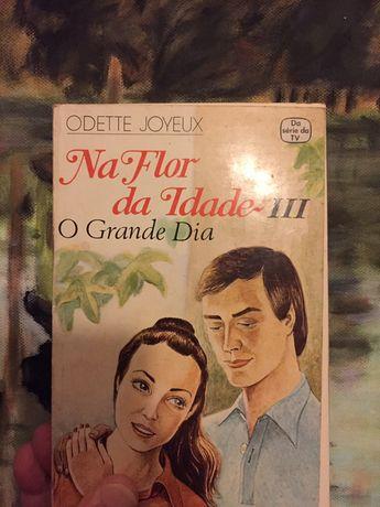 Na flor da idade III Odette Joyeux. Cinco contos verao blitz