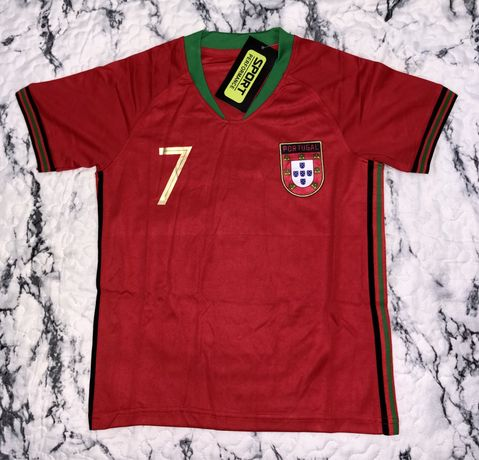 Camisola de Portugal de Cristiano Ronaldo