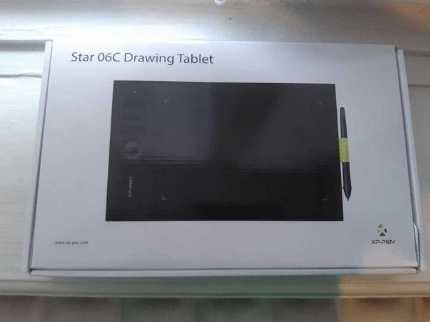 СРОЧНО!!! Графический планшет XP-Pen Star 06C