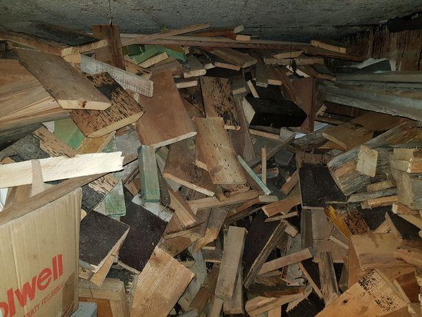 drewno opałowe / opał ok. 13m3