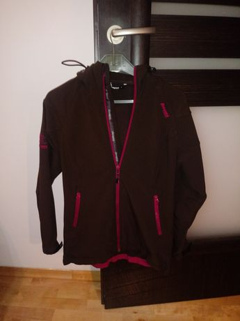 Kurtka bluza do biegania softshell bergans of norway