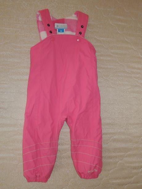 Фирменные лыжные штаны комбинезон Columbia р.92