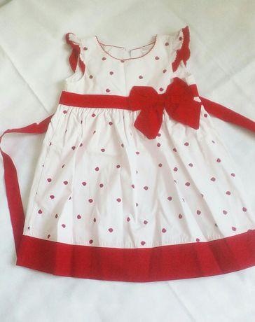 Платтячко на дівчинку 3-4 рочки
