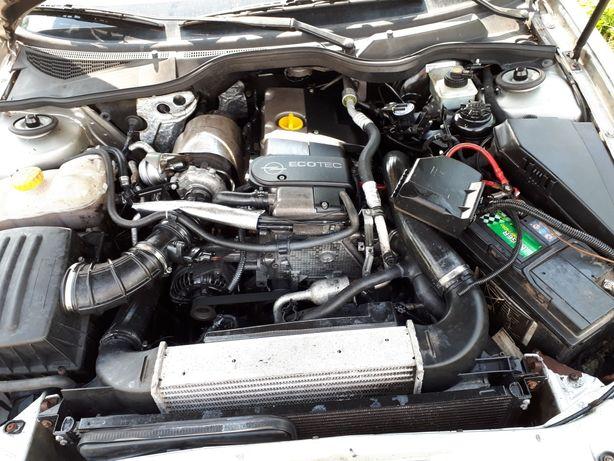 Silnik osprzęt opel 2.2 dti omega b fl frontera Zafira Y22DTH pompa