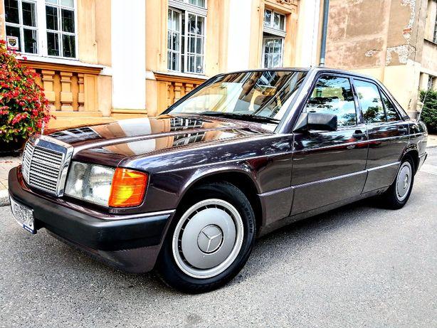 Mercedes-Benz 190 1.8 Benzyna Stan Idealny ! Zero Rdzy Okazja Zamiana