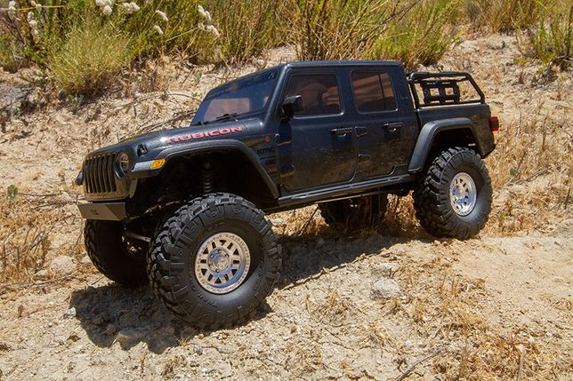 Axial Jeep Gladiator 4WD 1:10 RTR SCX10 III model RC nowy