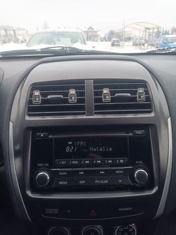 Radio + ramka Mitsubishi ASX