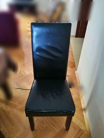 Sprzedam 8 krzeseł