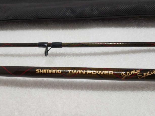 Wędka Spinning SHIMANO Twin Power Zander 300