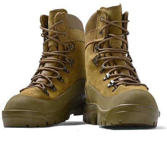Botas Militares US Army Mountain Combat Boot - NOVAS - Tamanho 36