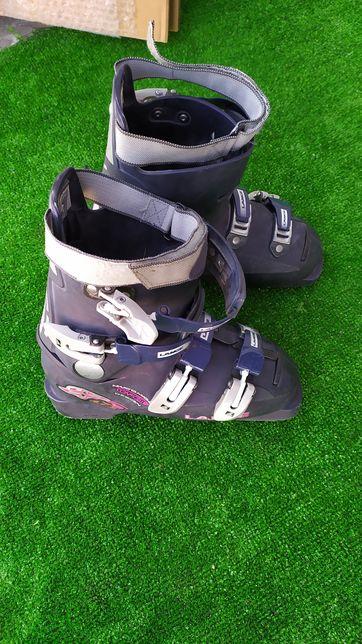 Детские лыжные ботинки (Италия) лижні ботинки дитячі