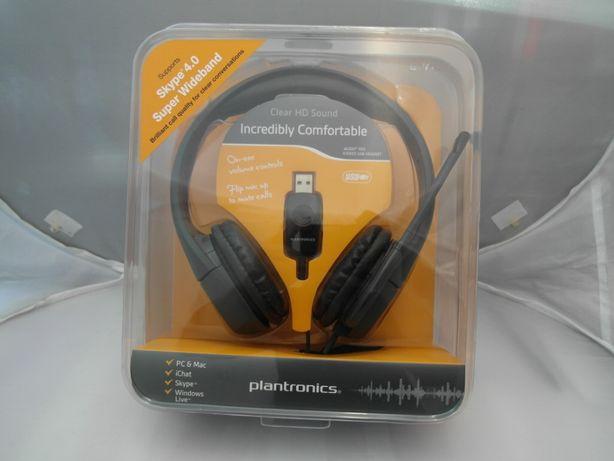 Słuchawki Plantronics Audio 655 Black