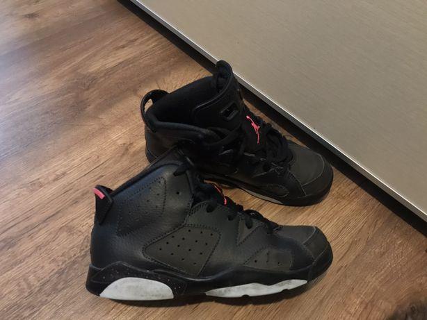 Nike Jordan кроссовки хайтопы