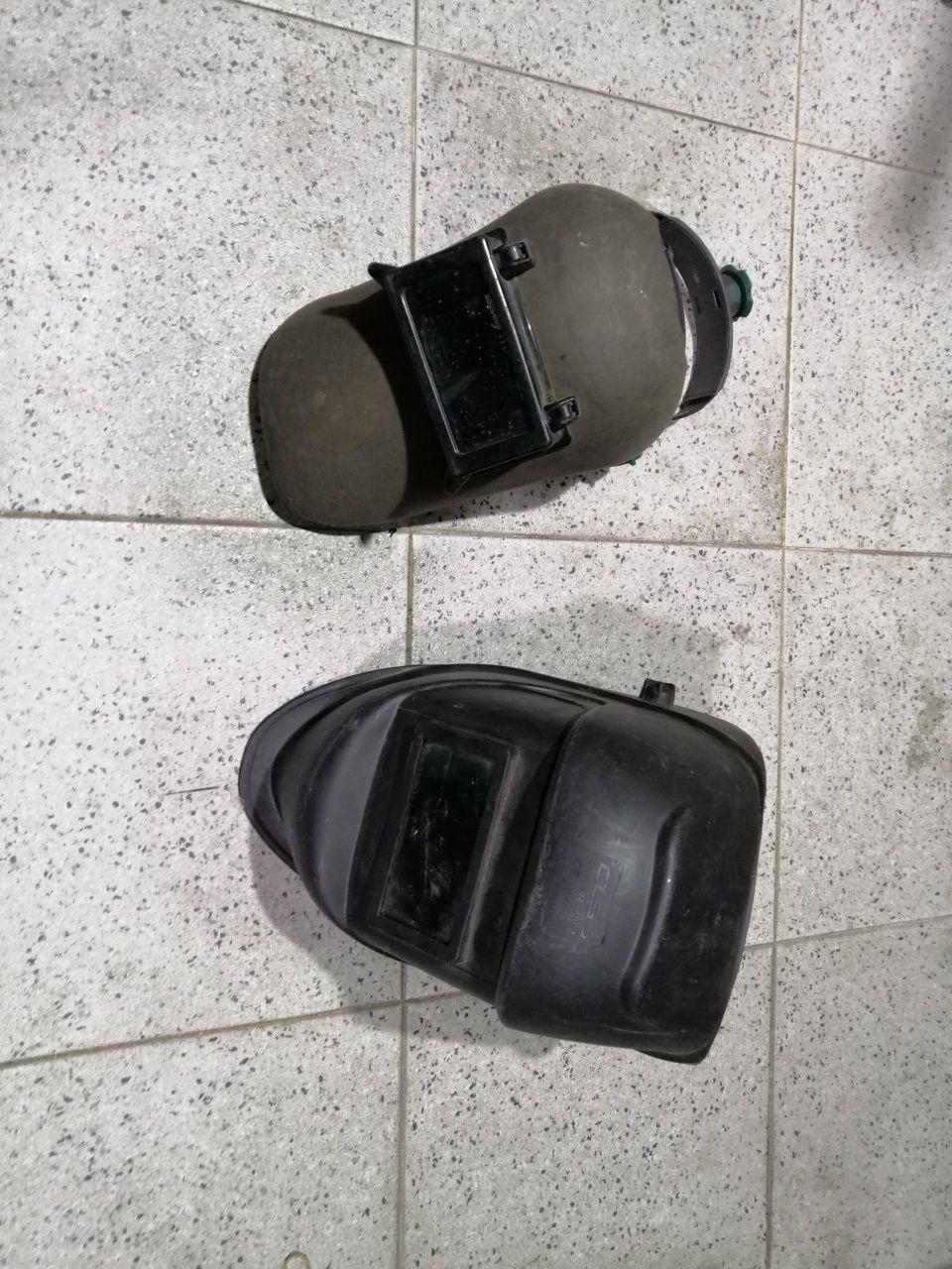 Máscaras de soldar