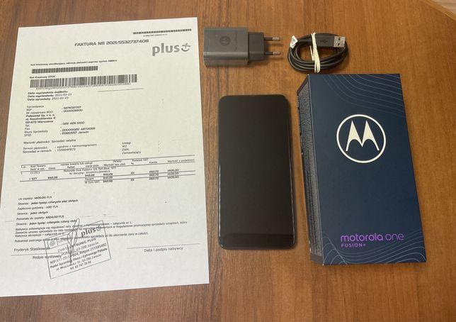Motorola One Fusion +  (6+128 GB)