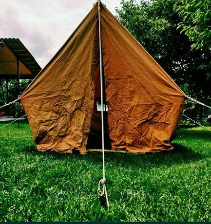 Палатка,домик Турист СССР четырехместная 4х местная 200×190×170