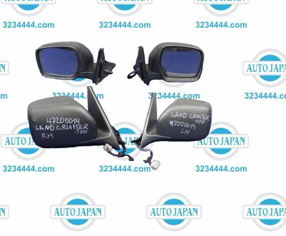 Зеркало заднего вида Land Cruiser 100 ландкрузер зеркала
