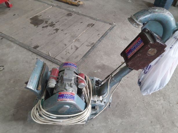 Паркето-шлифовальная машина СО-206. Б/у.