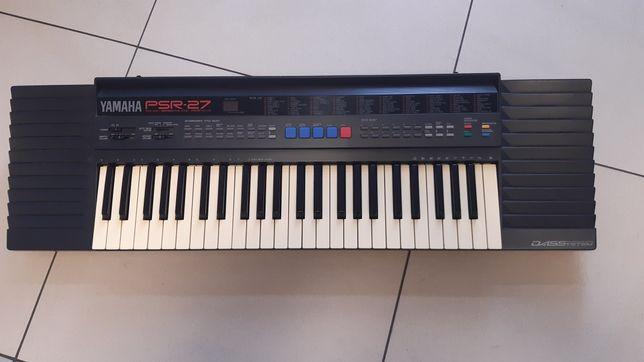 Keyboard Yamaha psr 27