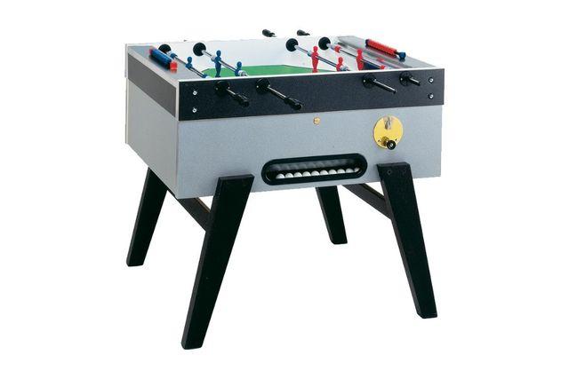 Stół piłkarski piłkarzyki stolik Trambambula Garlando - Duetto