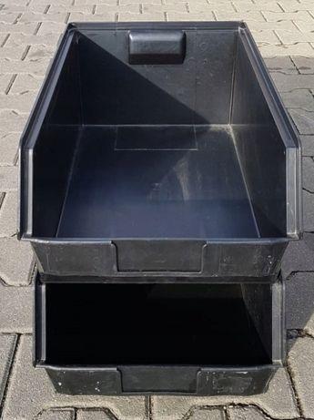 Skrzynka magazynowa pojemnik kuweta SCHAFER 30,5cm/49cm/20cm