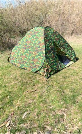 Палатка туристична автомат 2х2х1,3м (3-ох місна)