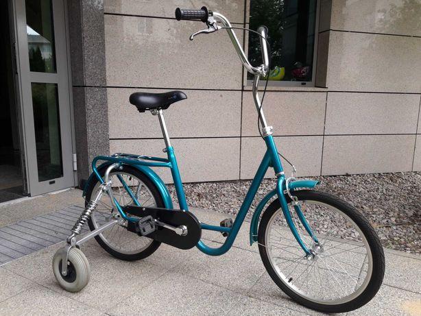 Rower trójkołowy (czterokołowy) dla osoby niepełnosprawnej