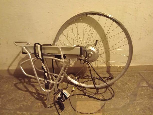 Osprzet do roweru elektrycznego cumberland connekt