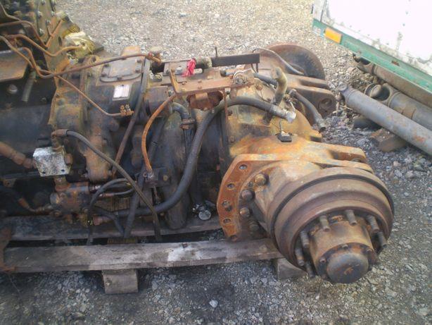 skrzynia biegów H212A-3 wózek widłowy Clark