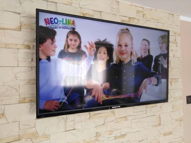 Telewizor Manta 50 cali 50LUA57L