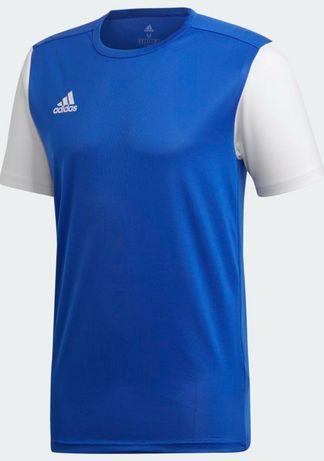 Koszulka męska ADIDAS ESTRO 19 DP3231 niebiesko-biała, rozmiar L