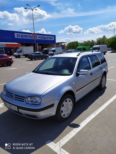 Volkswagen Golf 4 AUTOMATIC