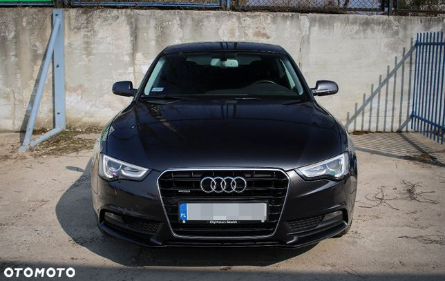 Audi A5 Sportback LIFT 2.0 TFSI 211KM Quattro Salon Polska Jeden właściciel