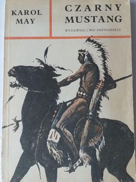 Czarny mustang Karol May książka