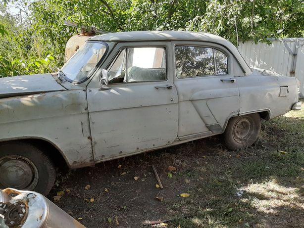 Автомобіль ГАЗ 21