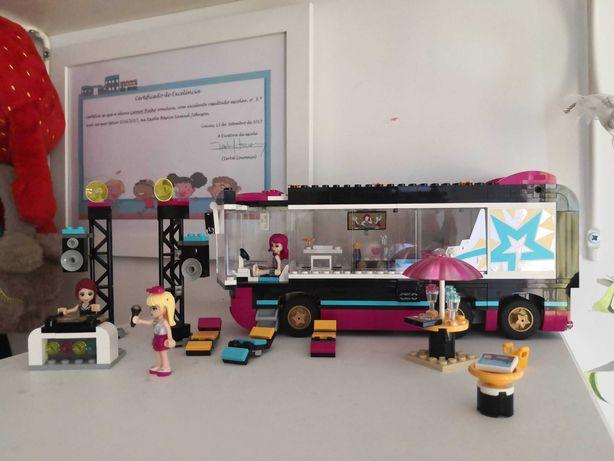 Autocarro - Lego Friends 8 - 12 anos