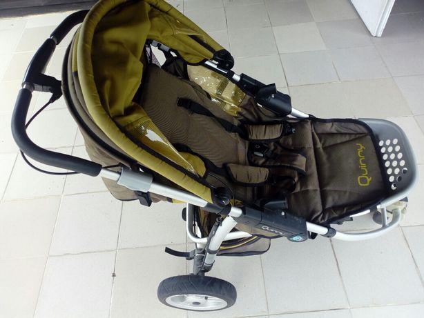 Wózek dziecięcy Quinny speedy 3w 1
