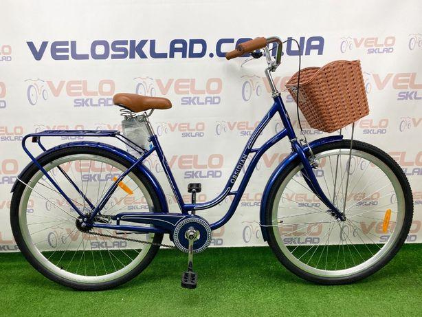 "Городской велосипед DOROZHNIK OBSIDIAN 28"" рама 19.5"""