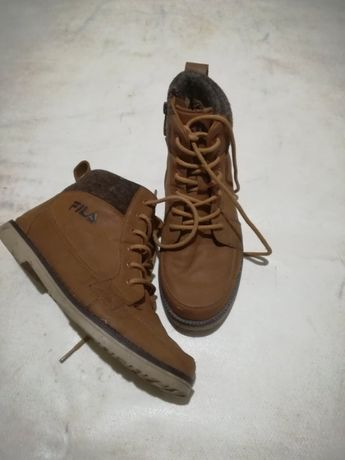 ботинки fila 39 р. 25.5 см.