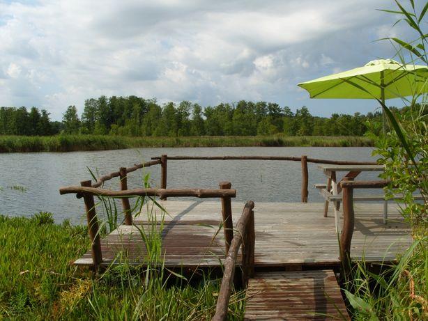 Mazury Domek nad Jeziorem